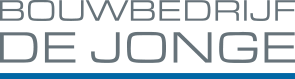 Logo Bouwbedrijf de Jonge